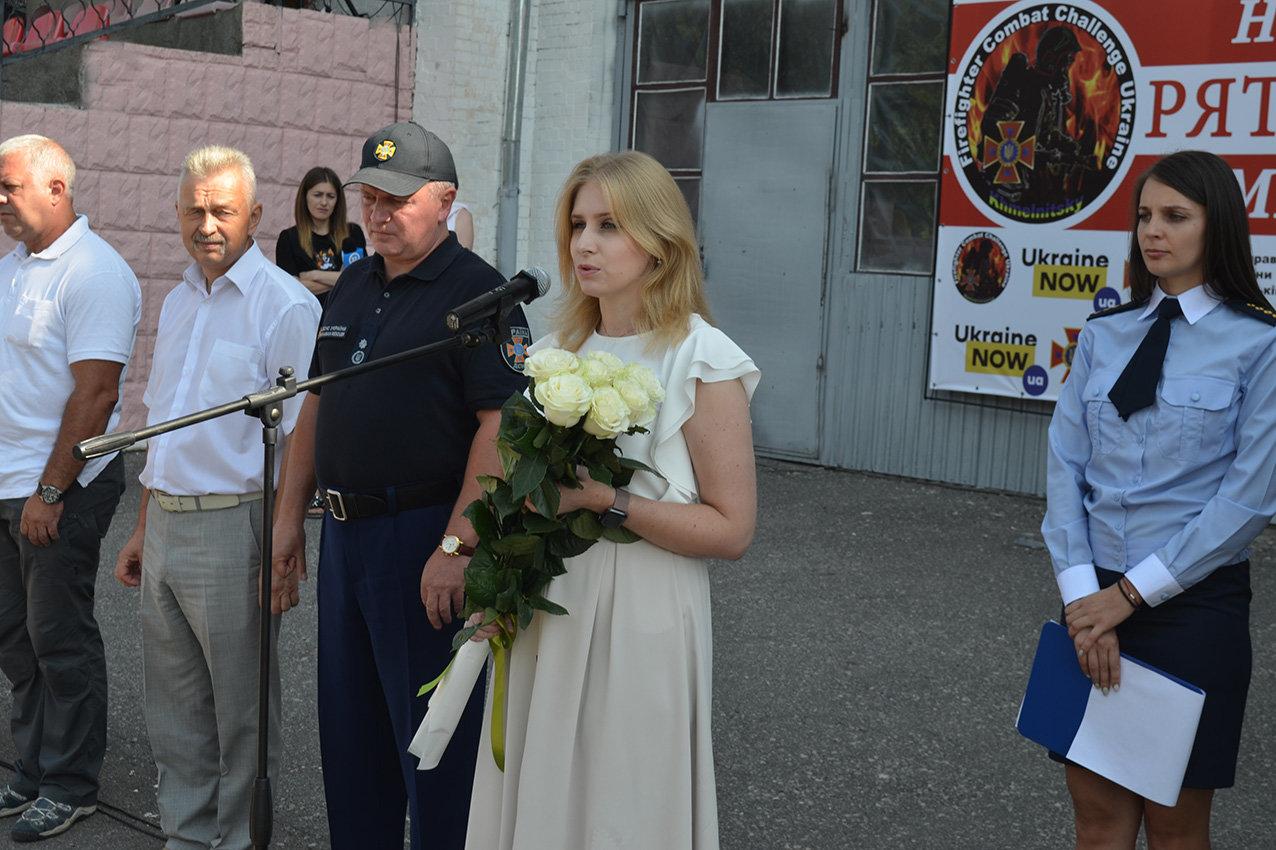 """Кам'янецькі рятувальники вибороли звання """"Найсильніший пожежний-рятувальник"""", фото-4"""
