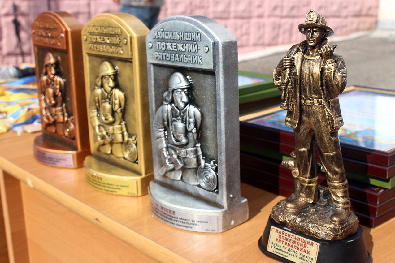 """Кам'янецькі рятувальники вибороли звання """"Найсильніший пожежний-рятувальник"""", фото-18"""