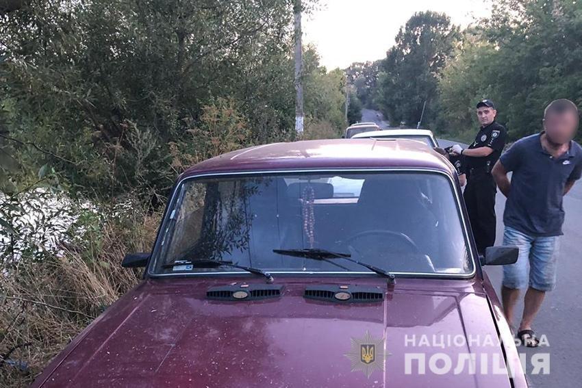 """На автодорозі """"Білогір'я - Кам'янець-Подільський"""" - стрілянина, фото-1"""