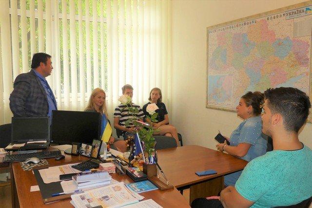 У одному із коледжів Кам'янця-Подільського облаштували підйомник для студентів-візочників, фото-1, Фото: Кам'янець-Подільська міська рада