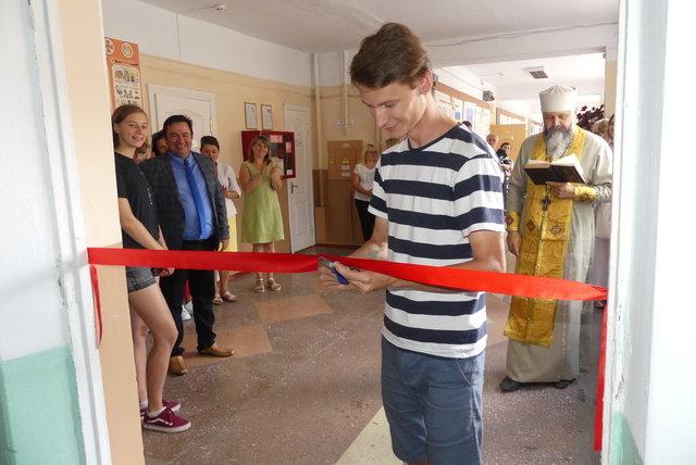 У одному із коледжів Кам'янця-Подільського облаштували підйомник для студентів-візочників, фото-3, Фото: Кам'янець-Подільська міська рада