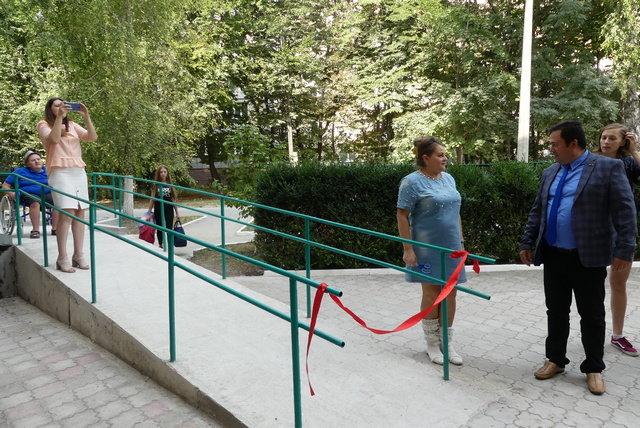 У одному із коледжів Кам'янця-Подільського облаштували підйомник для студентів-візочників, фото-6, Фото: Кам'янець-Подільська міська рада