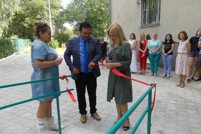 У одному із коледжів Кам'янця-Подільського облаштували підйомник для студентів-візочників, фото-7, Фото: Кам'янець-Подільська міська рада