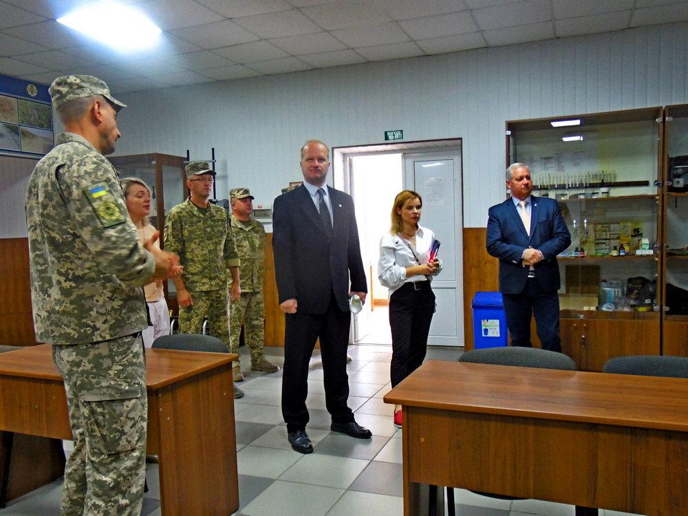 Військові Центру розмінування провели зустріч із представниками Червоного Хреста, фото-2, Фото: Центр розмінування