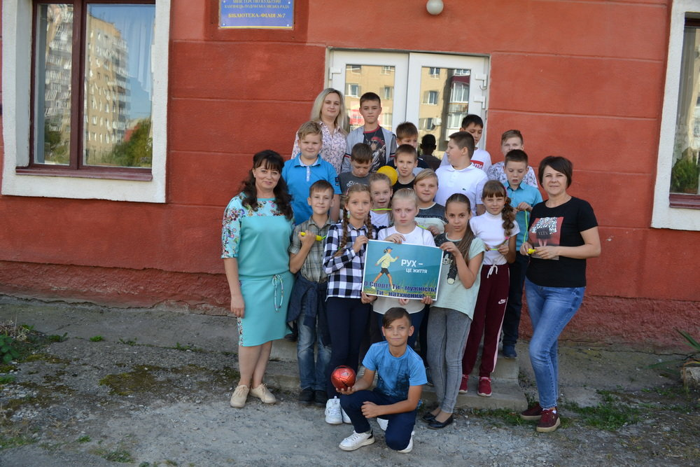 """Школярі міста змагались у грі-конкурсі """"Що я знаю про здоровий спосіб життя?"""", фото-4, Фото: Оксана Манчурак"""