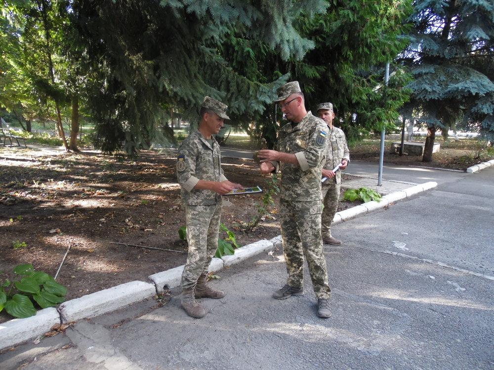 Військових Центру розмінування звільнили в запас, фото-2, Фото: Центр розмінування
