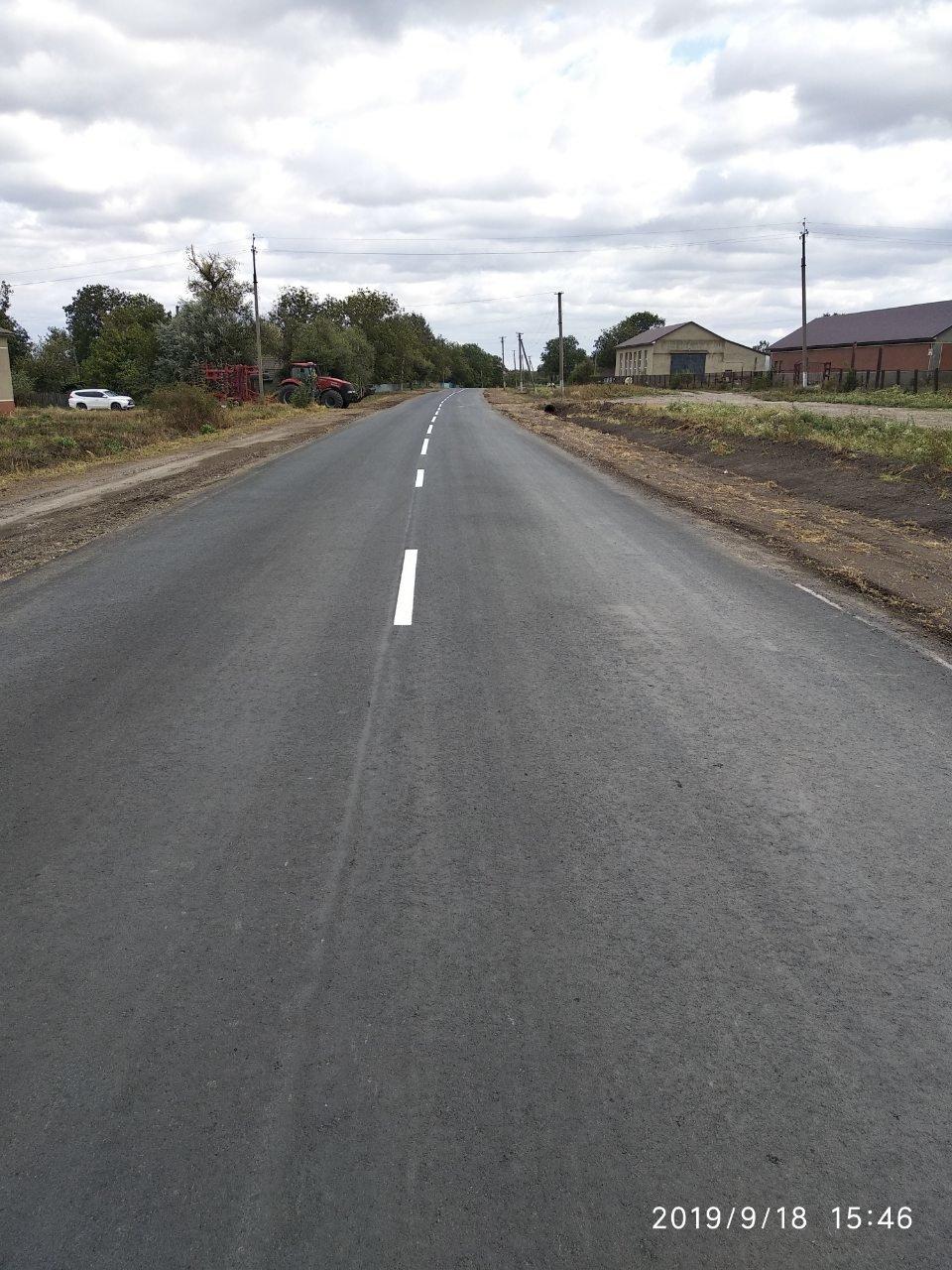 У селі Оринин влаштовано нове асфальтне покриття, фото-1, Фото: Прес-служба САД у Хмельницькій області