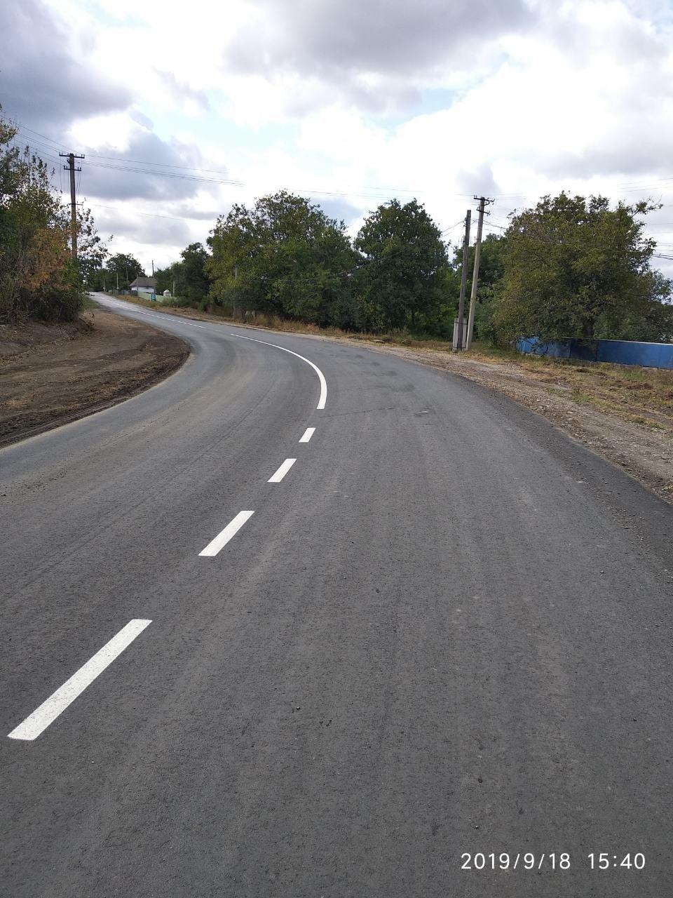 У селі Оринин влаштовано нове асфальтне покриття, фото-3, Фото: Прес-служба САД у Хмельницькій області