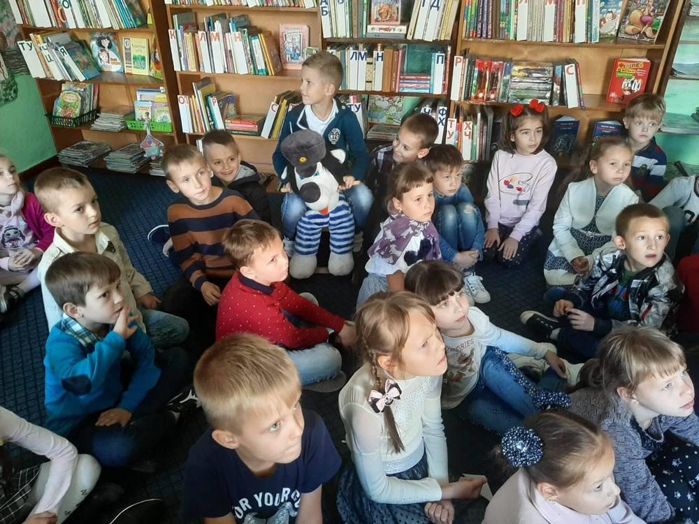 Кам'янецькі школярі у бібліотеці шукали скарби, фото-1, Фото: Оксана Манчурак