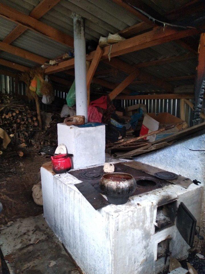 З приходом холодів пожежі на Кам'янеччині частішають, фото-1, Фото: 2 Державний пожежно-рятувальний загін  ГУ ДСНС України  у Хмельницькій області