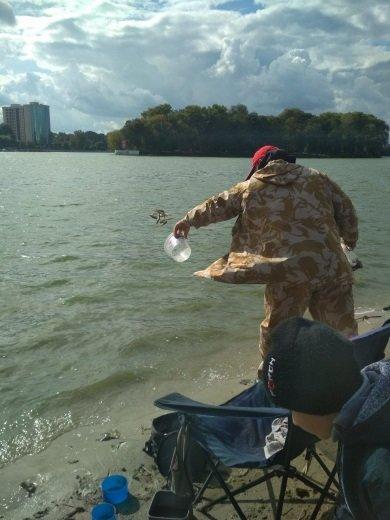На Хмельниччині завершився триденний чемпіонат зі спортивного рибальства, фото-6, Фото: прес-служба Хмельницького рибоохоронного патруля