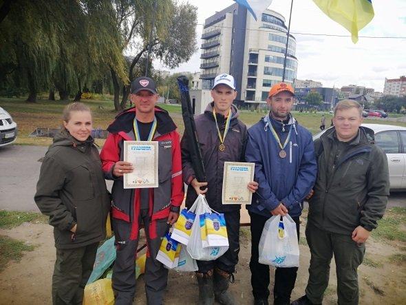На Хмельниччині завершився триденний чемпіонат зі спортивного рибальства, фото-7, Фото: прес-служба Хмельницького рибоохоронного патруля