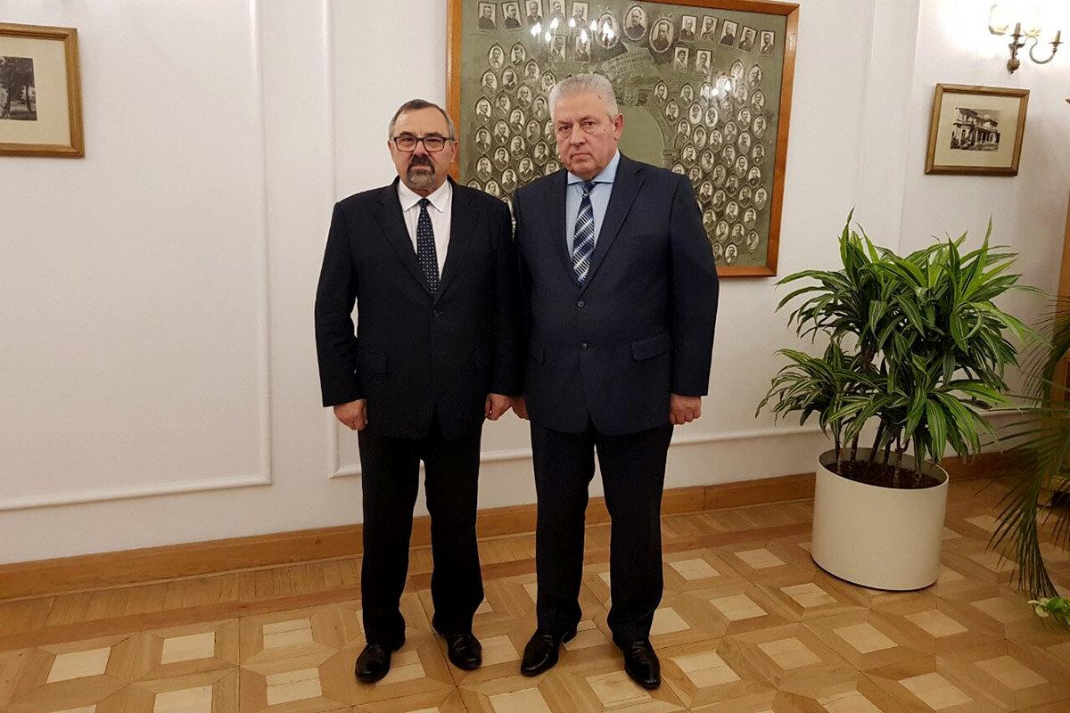 ПДАТУ підписав меморандум з Варшавським університетом, фото-10, Фото: ПДАТУ