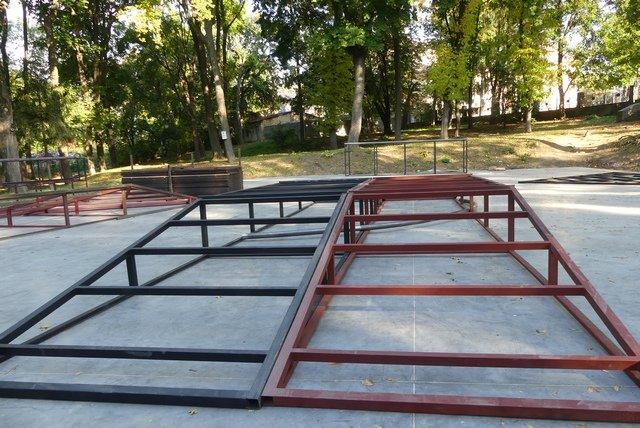 У Кам'янці завершують облаштування скейт-майданчика, фото-1, Фото: Міська рада