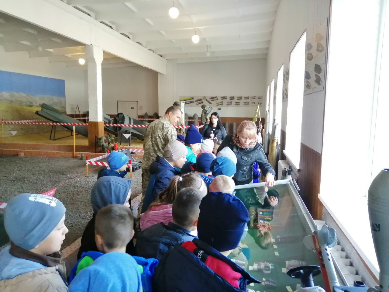 Кам'янецькі військові відкрили двері для юних дослідників, фото-6