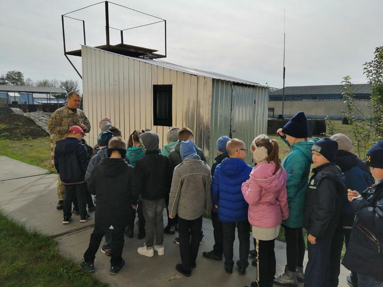 Кам'янецькі військові відкрили двері для юних дослідників, фото-3