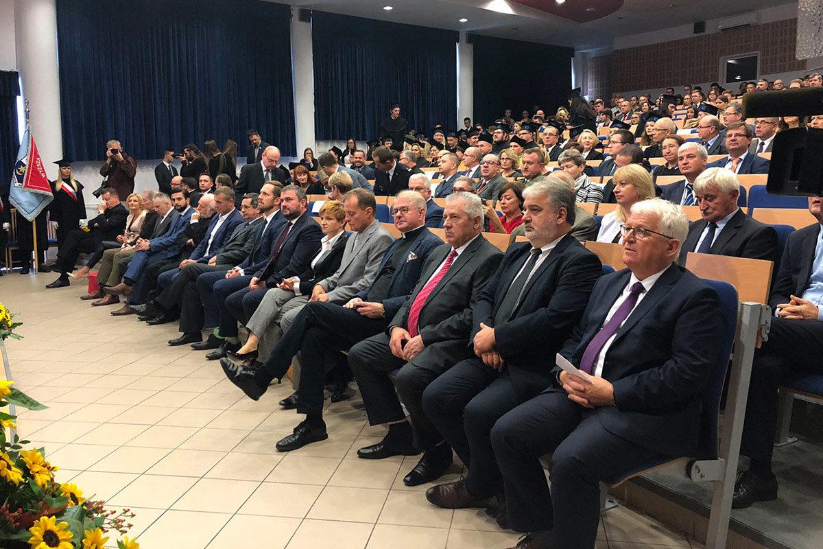 Інавгурація нового навчального року у Тарнові - делегація ПДАТУ запрошена, фото-2, Фото: ПДАТУ