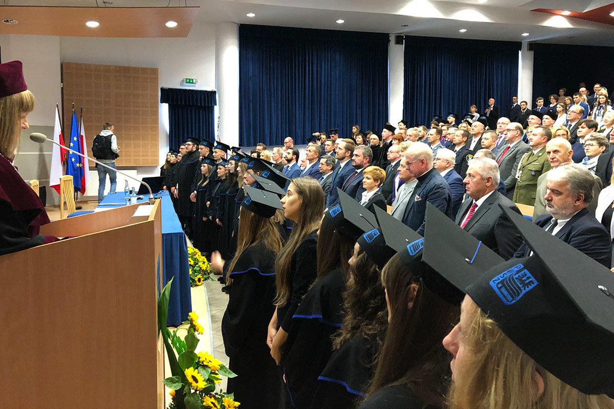 Інавгурація нового навчального року у Тарнові - делегація ПДАТУ запрошена, фото-3, Фото: ПДАТУ