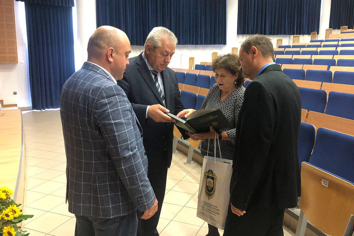 Інавгурація нового навчального року у Тарнові - делегація ПДАТУ запрошена, фото-4, Фото: ПДАТУ