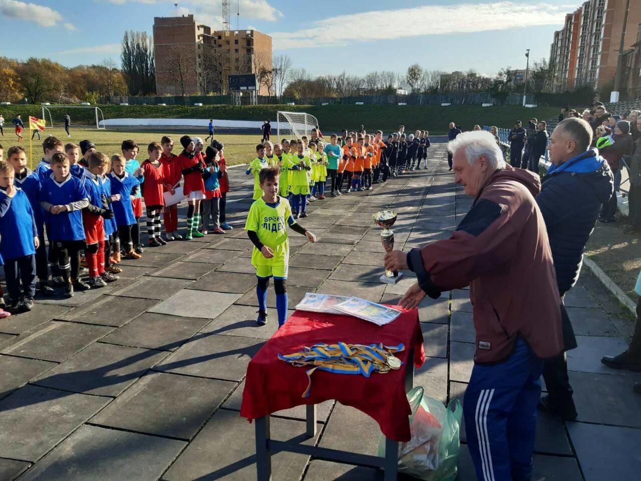 Відбувся турнір з футболу пам'яті першого директора ДЮСШ №2, фото-1