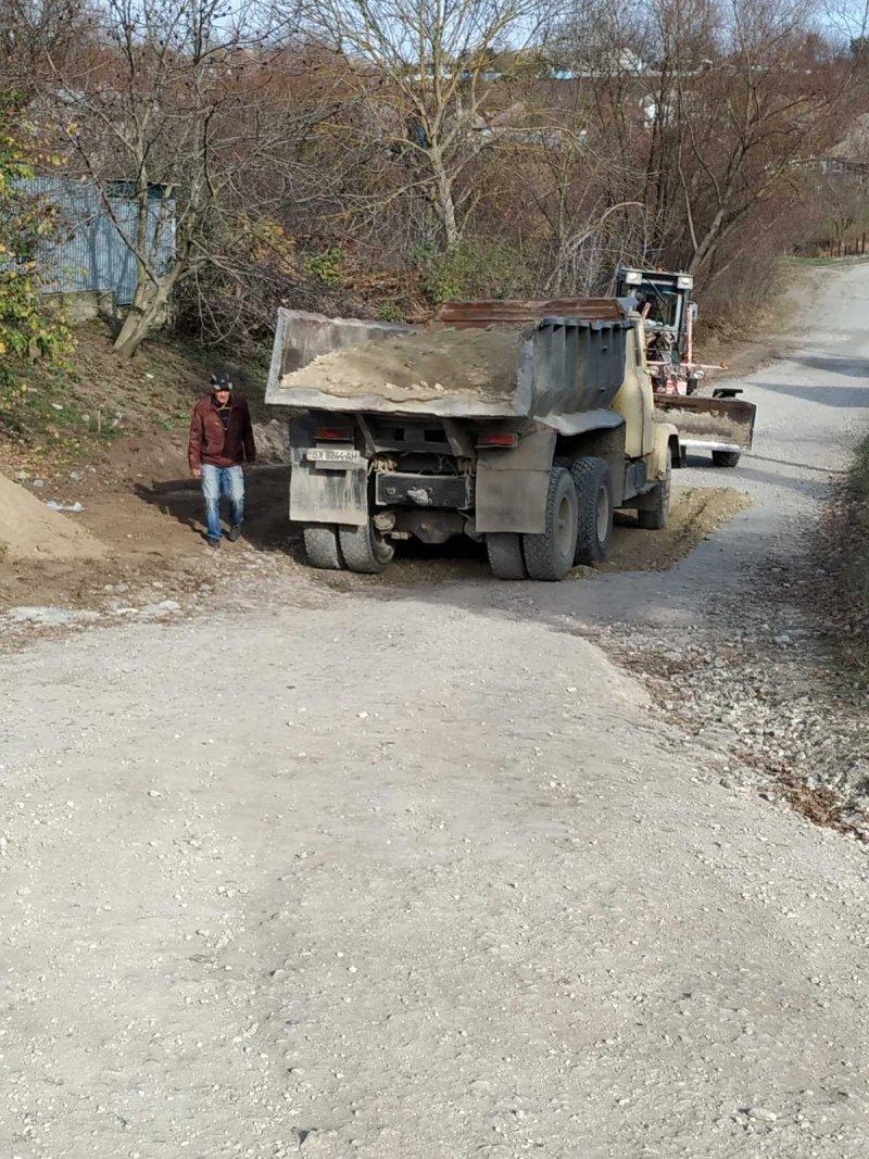 У Ходорівцях відремонтували частину аварійної дороги, фото-4, Фото: Колибаївська громада