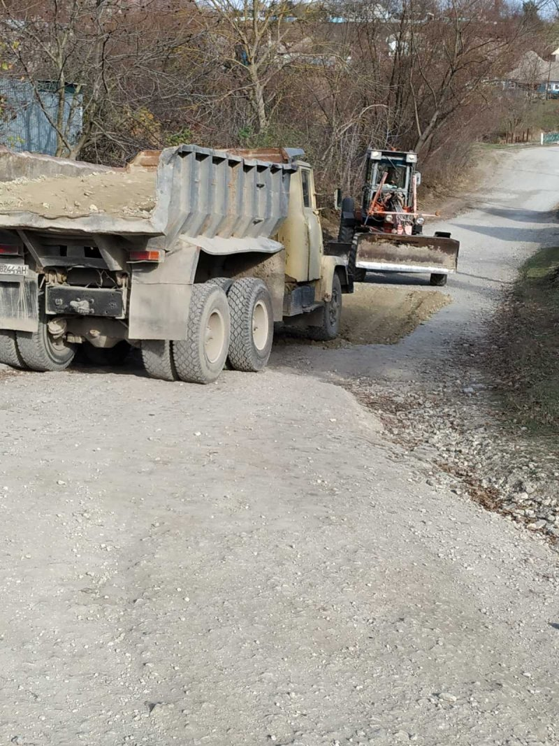 У Ходорівцях відремонтували частину аварійної дороги, фото-5, Фото: Колибаївська громада