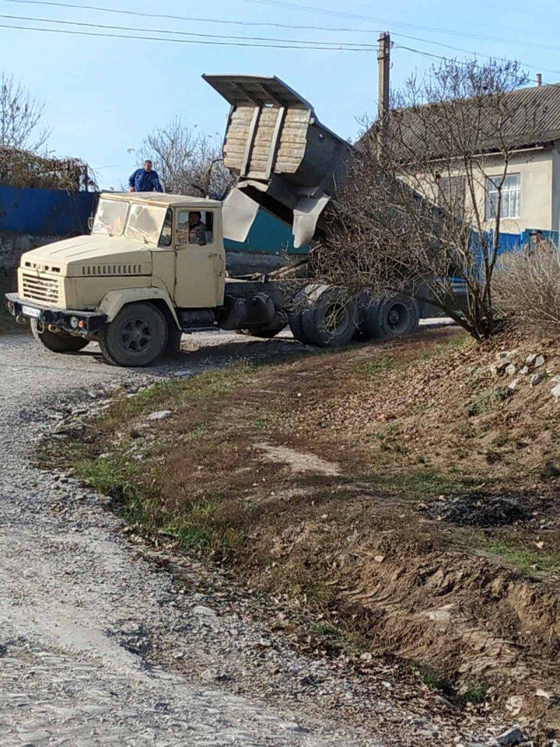 У Ходорівцях відремонтували частину аварійної дороги, фото-6, Фото: Колибаївська громада