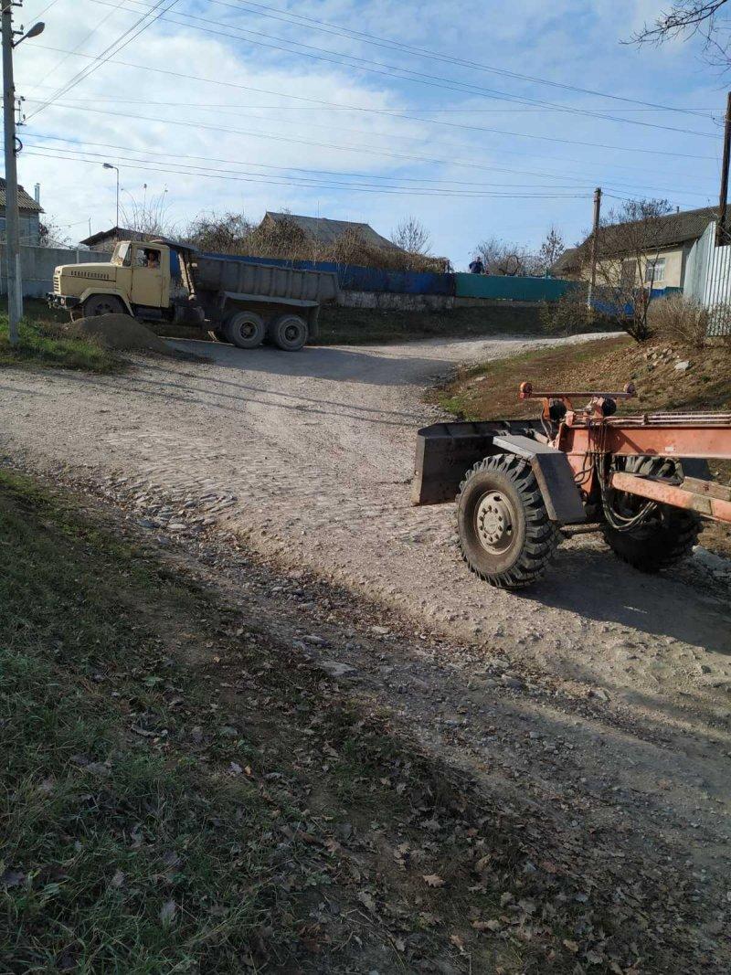 У Ходорівцях відремонтували частину аварійної дороги, фото-7, Фото: Колибаївська громада
