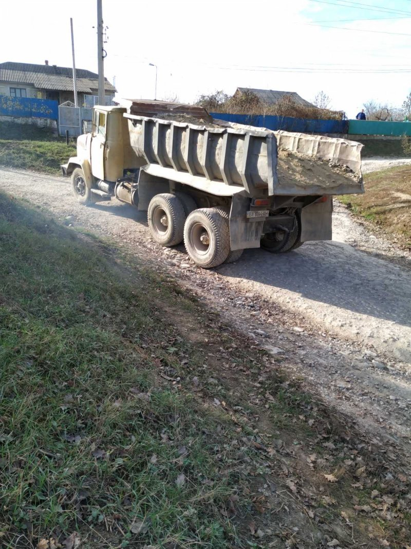 У Ходорівцях відремонтували частину аварійної дороги, фото-10, Фото: Колибаївська громада