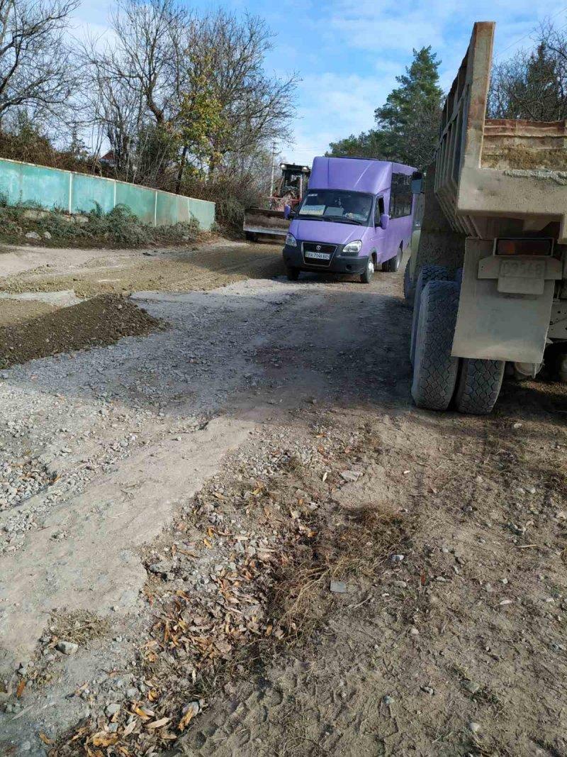 У Ходорівцях відремонтували частину аварійної дороги, фото-11, Фото: Колибаївська громада