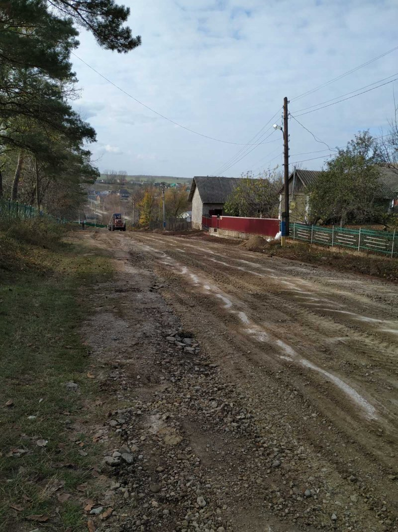 У Ходорівцях відремонтували частину аварійної дороги, фото-12, Фото: Колибаївська громада