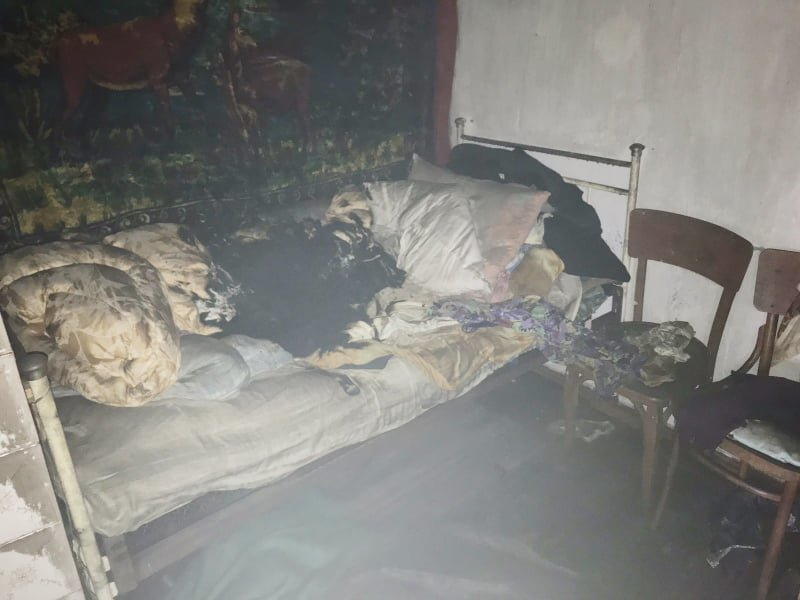 """У Великому Заліссі горів приватний будинок, фото-8, Фото: """"Служба порятунку 101 Кам'янець-Подільський"""""""