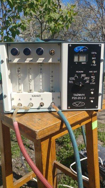 У Кам'янці проведений моніторинг забруднення атмосферного повітря, фото-1