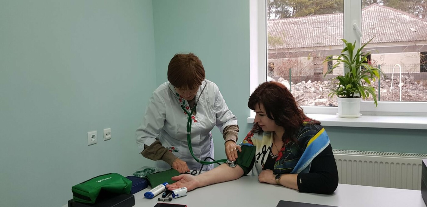 На Кам'янеччині відкрили нову амбулаторію сімейної медицини, фото-11, Фото: Хмельницька ОДА