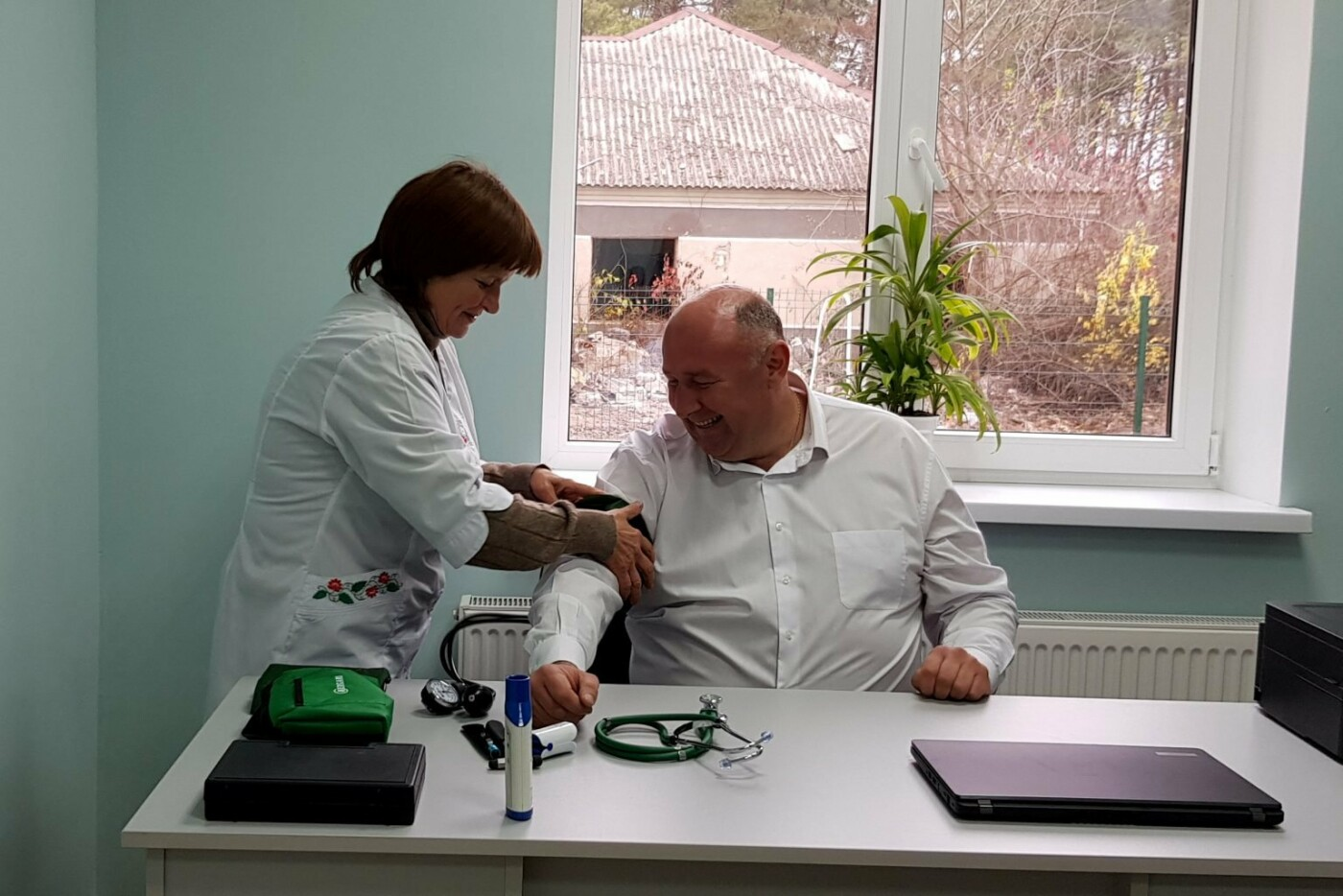 На Кам'янеччині відкрили нову амбулаторію сімейної медицини, фото-8, Фото: Хмельницька ОДА