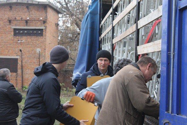 У Кам'янці перинатальний центр отримає 52 ліжка з Німеччини , фото-5, Фото: Міська рада