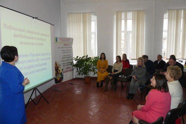 27-річчя святкував Кам'янецький центр соціальних служб для сім'ї, дітей та молоді, фото-5, Фото: Міська рада