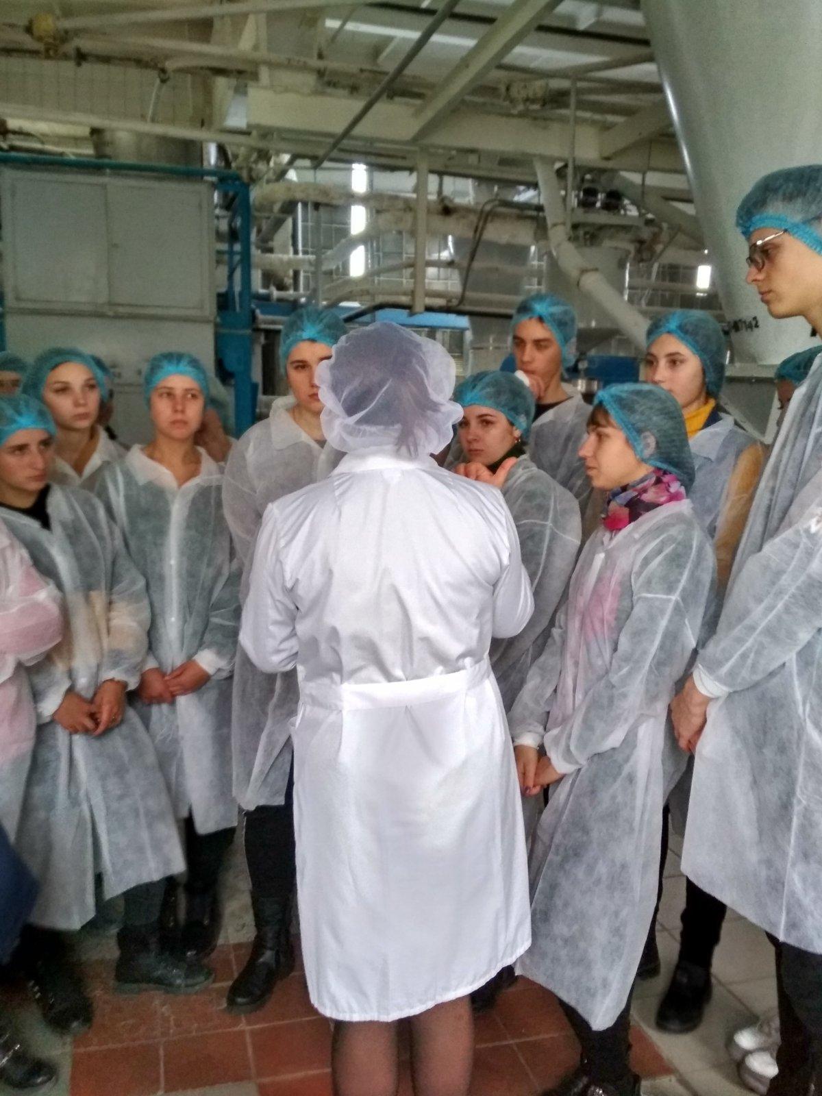 Кам'янецькі студенти познайомились із роботою столичного хлібобулочного підприємства, фото-2, Фото: Харчовий коледж