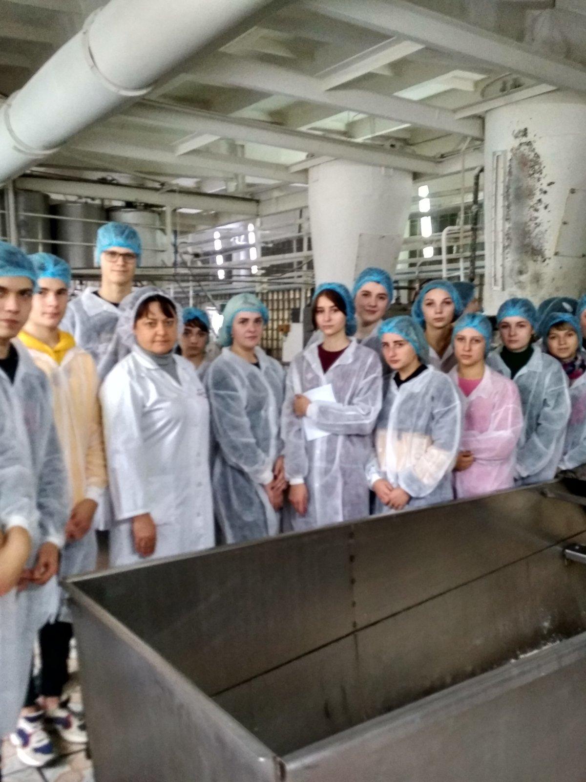 Кам'янецькі студенти познайомились із роботою столичного хлібобулочного підприємства, фото-3, Фото: Харчовий коледж