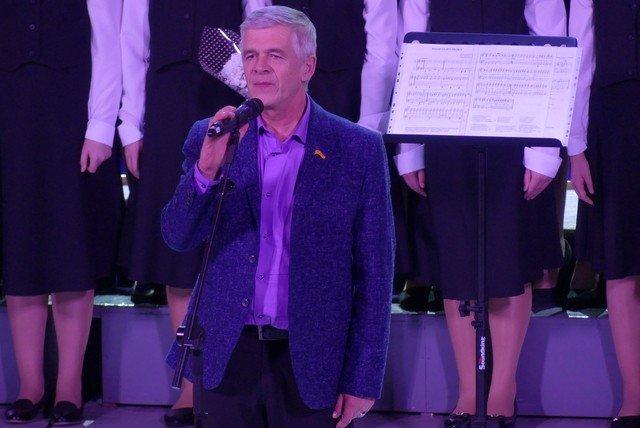 """У Кам'янці хорова капела """"Журавлик"""" відсвяткувала  своє 40-річчя , фото-3, Фото: Міська рада"""