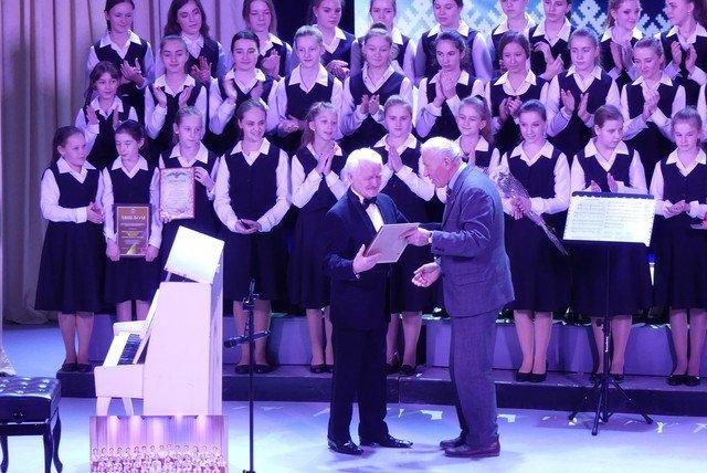 """У Кам'янці хорова капела """"Журавлик"""" відсвяткувала  своє 40-річчя , фото-7, Фото: Міська рада"""