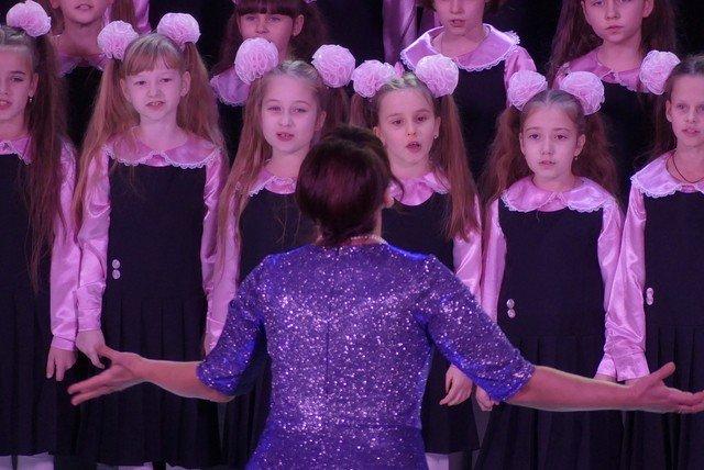 """У Кам'янці хорова капела """"Журавлик"""" відсвяткувала  своє 40-річчя , фото-12, Фото: Міська рада"""