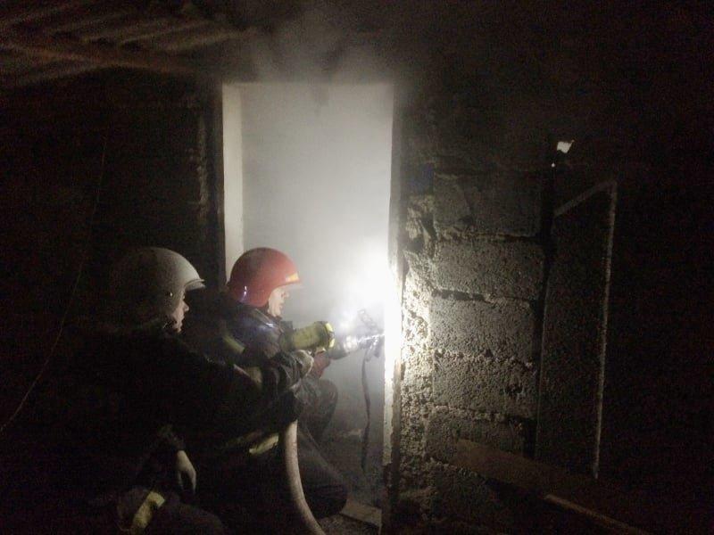 """На Кам'янеччині рятувальники ліквідували пожежу в селі Пудлівці, фото-4, Фото: """"Служба порятунку 101 Кам'янець-Подільський"""""""
