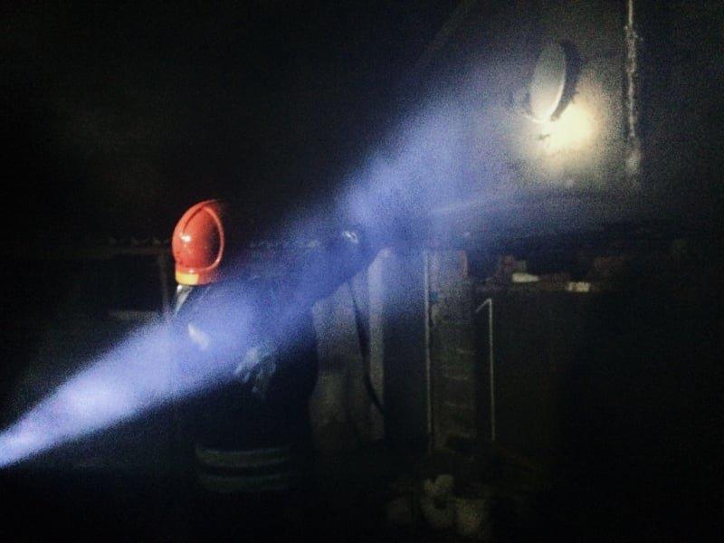"""На Кам'янеччині рятувальники ліквідували пожежу в селі Пудлівці, фото-5, Фото: """"Служба порятунку 101 Кам'янець-Подільський"""""""
