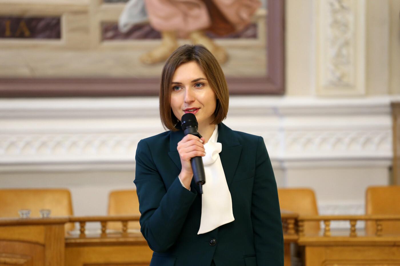 Стипендію президента отримуватимуть двоє кам'янчан, фото-1, Фото: МОН