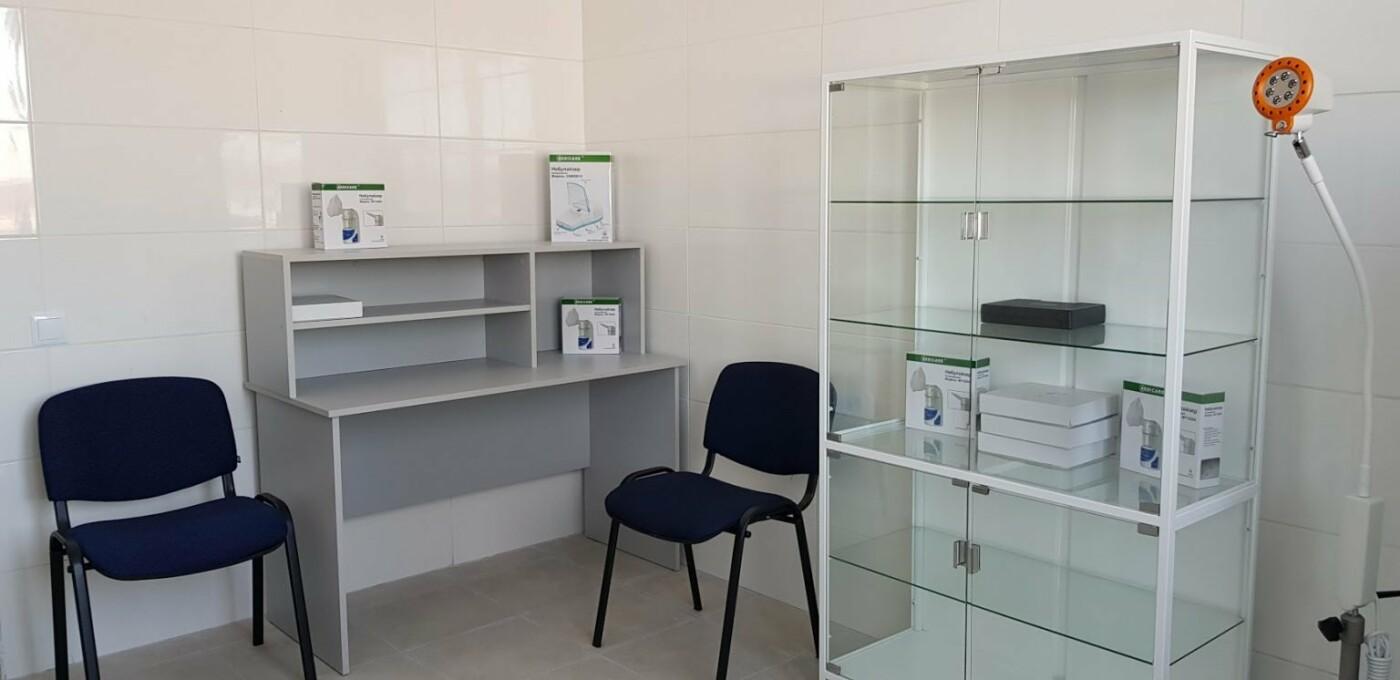 На Кам'янеччині відкрили нову амбулаторію, фото-7, Фото: Хмельницька ОДА