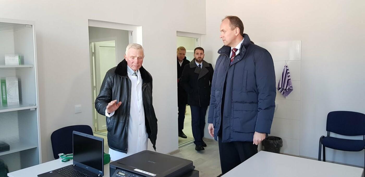На Кам'янеччині відкрили нову амбулаторію, фото-11, Фото: Хмельницька ОДА