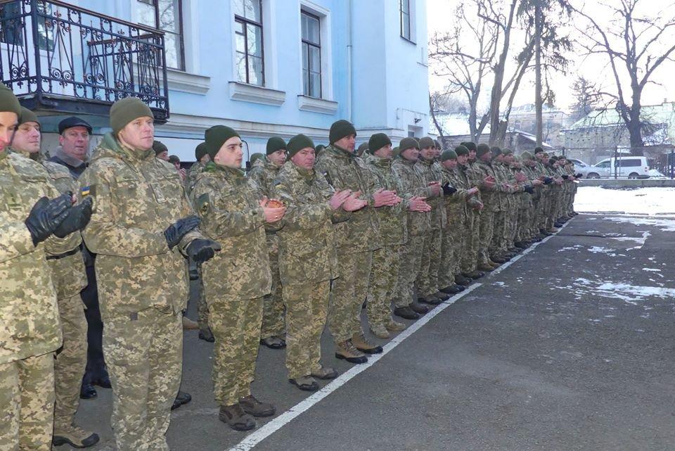 У Кам'янці відбулися святкові заходи з нагоди Дня Збройних Сил України , фото-1, Фото: Центр розмінування
