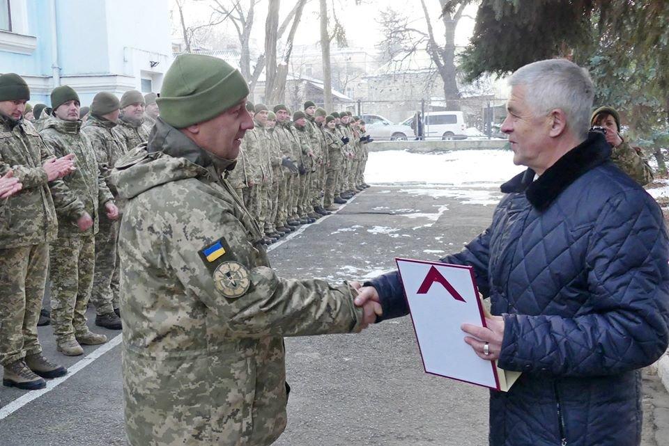 У Кам'янці відбулися святкові заходи з нагоди Дня Збройних Сил України , фото-5, Фото: Центр розмінування
