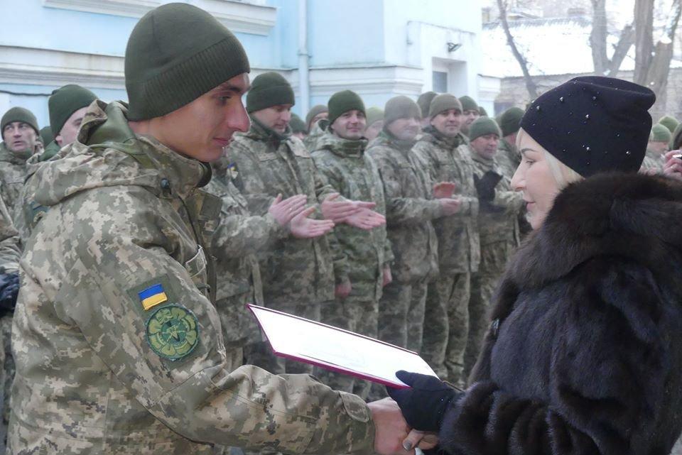 У Кам'янці відбулися святкові заходи з нагоди Дня Збройних Сил України , фото-6, Фото: Центр розмінування